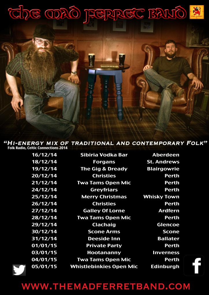 MF Festive Dates 2014